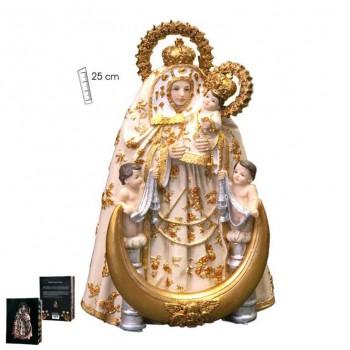 Virgen del Pino - Figura 25cm