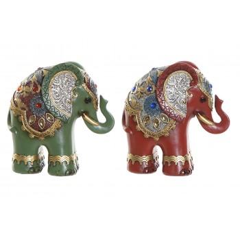 Elefante Figura 14 cms