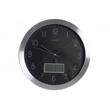 Reloj Aluminio 35 cms