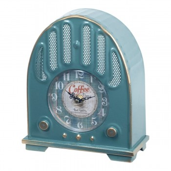 Reloj Sobremesa Radio 22 cms