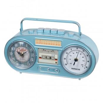 Reloj-Termómetro Sobremesa...