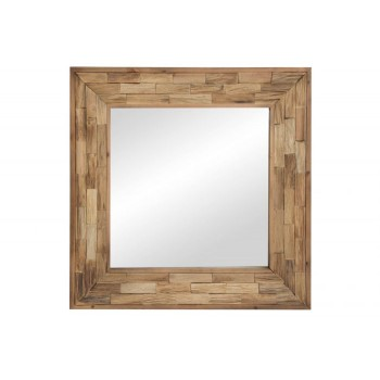 Espejo Madera Rustico...