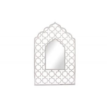 Espejo Madera 76 x 121 cms
