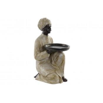 Figura Colonial Marron 25cms