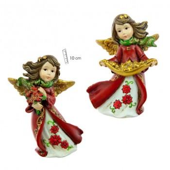 Angel Rojo 11 cms - 2 Modelos