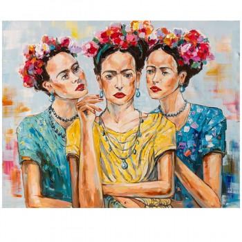 Cuadro 3 Mujeres 80 x 100 cms