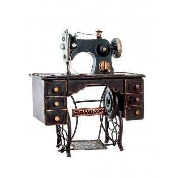 Maquina Coser Deco Metal -...