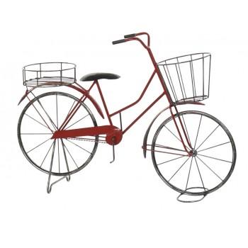 Macetero Metal Bicicleta -...