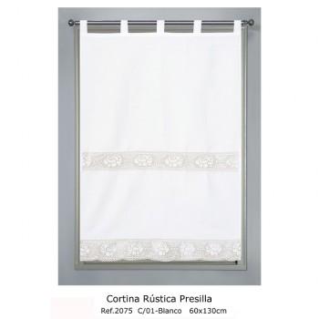 Cortina/Visillo Rústica...