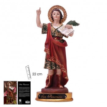 San Pancracio figura - 22cms