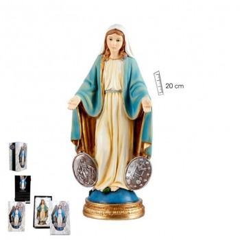 Virgen Milagrosa 20cms...