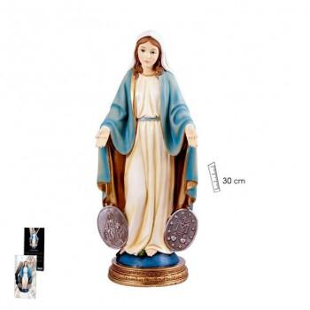Virgen Milagrosa 30cms...