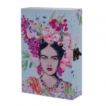 Caja Llavero Frida - 30cms