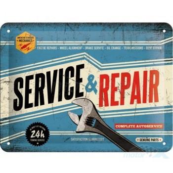 Service & Repair Placa...