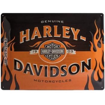 Harley Davidson 30x40cms...