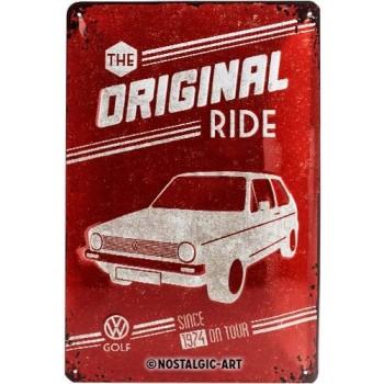 Original Ride VW - Placa 20...