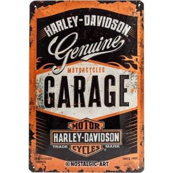 Harley-Davidson Garage...