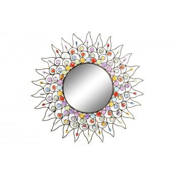 Espejo Metal Acril 50 cms...