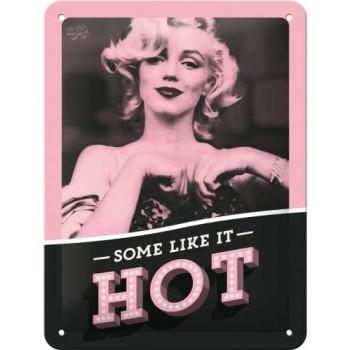 Marylin Monroe - Placa 15 x...