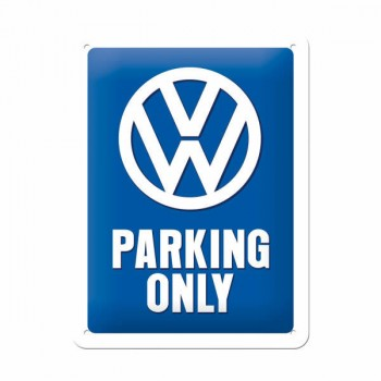 VW Parking Only Placa 15 x...