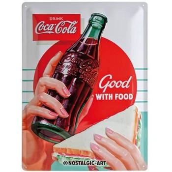 Coca Cola Good With Food...