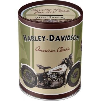 Harley Davidson Hucha