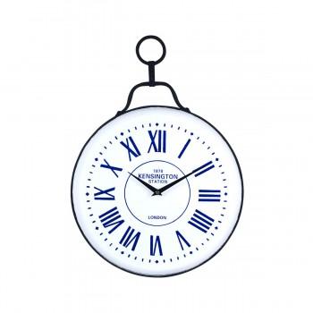 Reloj Esmaltado Vintage 34cm