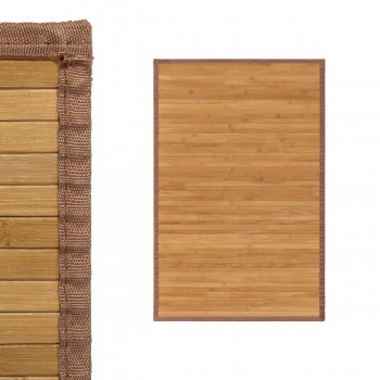 Alfombra Bambú Natural 60 x...